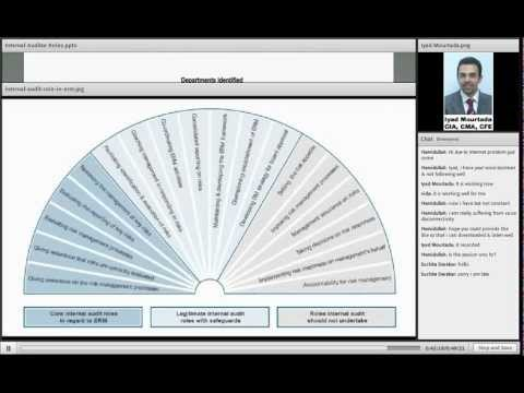 Internal Auditor Roles - Online Training Session