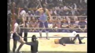 The Kaufman Lawler Feud: Chapter 11 - A Handicap Piledriver Match