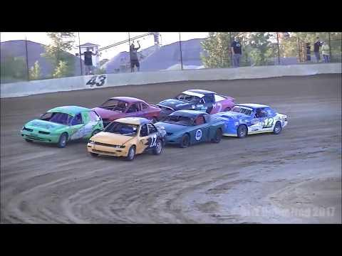 7.1.17 | UMP Hornets Heats | Charleston Speedway