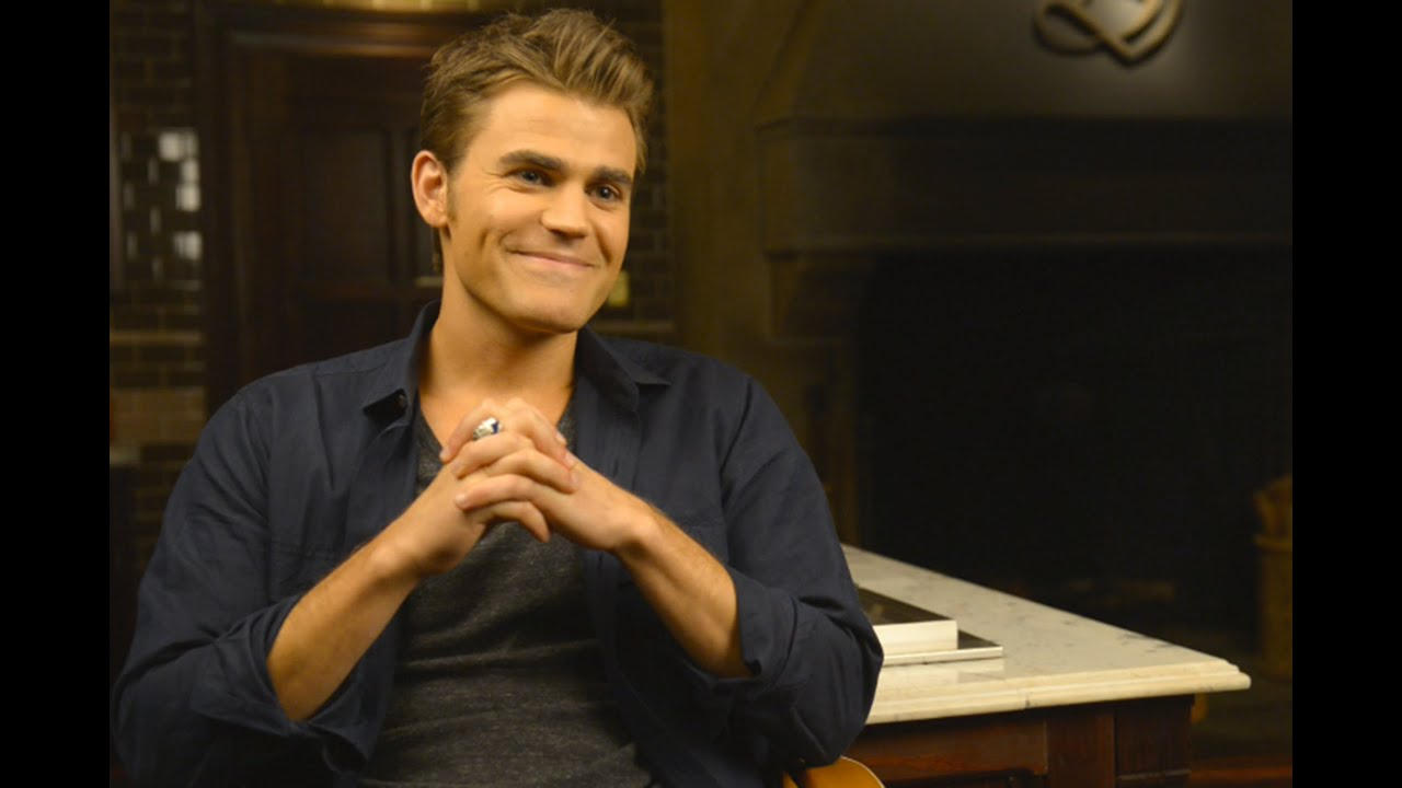Vampire Diaries' Paul Wesley: Stefan Finally Has a Girl Who's All In