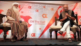 Off The Cuff with Sadhguru Jaggi Vasudev