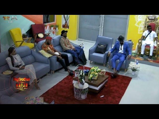 Finale: Biggie's Parting Words | Pepper Dem: Big Brother | Africa Magic