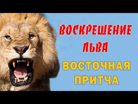 Воскрешение Льва ВОСТОЧНАЯ ПРИТЧА