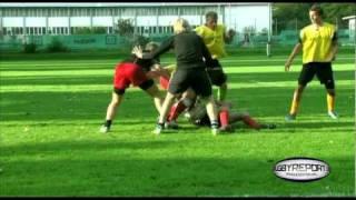"""1. Trailer : """"Die neue Hoffnung - die Rugby U18 Nationalmannschaft"""" Deutsch"""