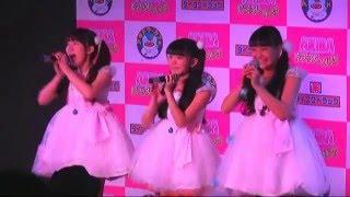 ばるす & U-NO(原宿物語) - 3月6日GIRLS REVOLUTION.