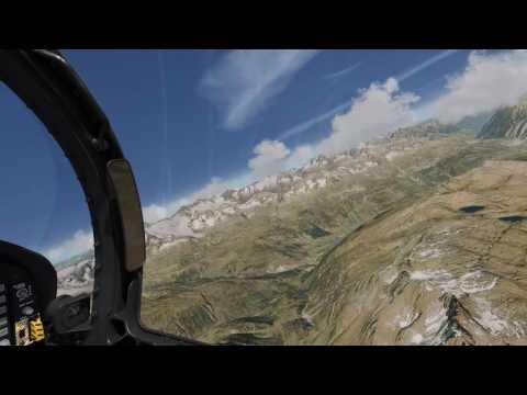 Aerofly 2 - Switzerland - 4K