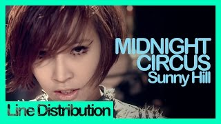 Video [Line Distribution] Sunny Hill - Midnight Circus download MP3, 3GP, MP4, WEBM, AVI, FLV Agustus 2018