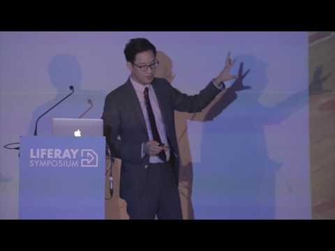 Liferay Symposium Brasil 2015: Bryan Cheung and Edwin Chung Keynote