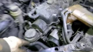 видео K-POWER | Ремонт головки Форд