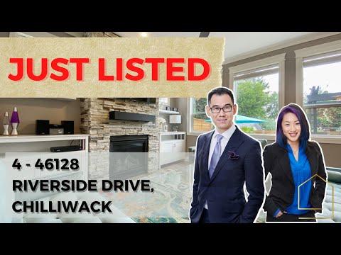 NEW LISTING SPOILER ALERT | 4 - 46128 Riverside Drive, Chilliwack
