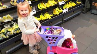 Кукла Беби Бон Катя в магазине Коляска для кукол Игры для детей Эльвира и Катя беби борн убежал кукл
