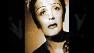 "Edith PIAF - "" La Chanson de Catherine "" on 78rpm record"