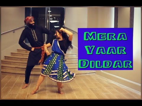 Mera Yaar Dildar Bada Sona DANCE VIDEO - JAANWAR