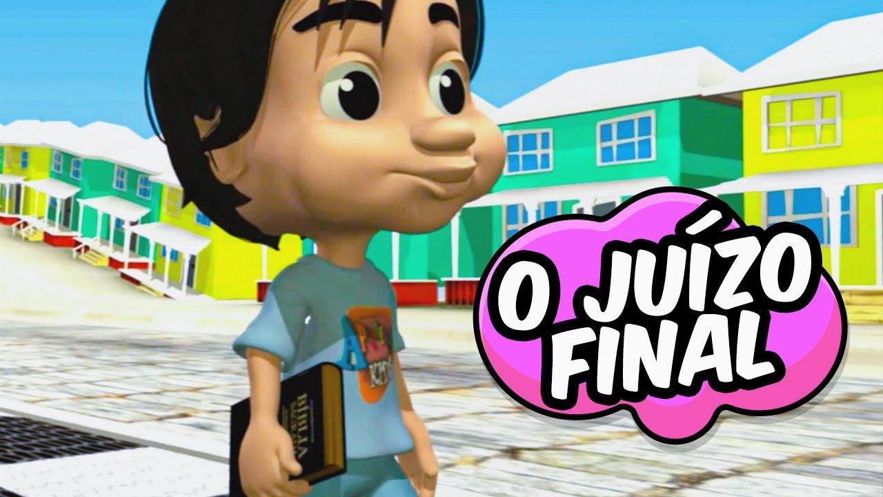 O JUÍZO FINAL - APOCALIPSE KIDS (Lição 8)