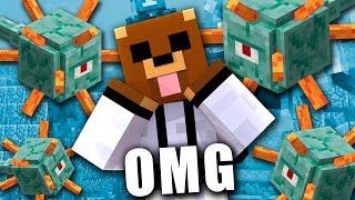 Encontré el TEMPLO MARINO | Minecraft #29