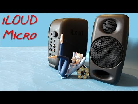 Z Review - iLoud Micro Monitors [They like it Rough... ]