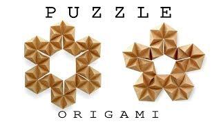 おりがみパズル Origami Puzzle
