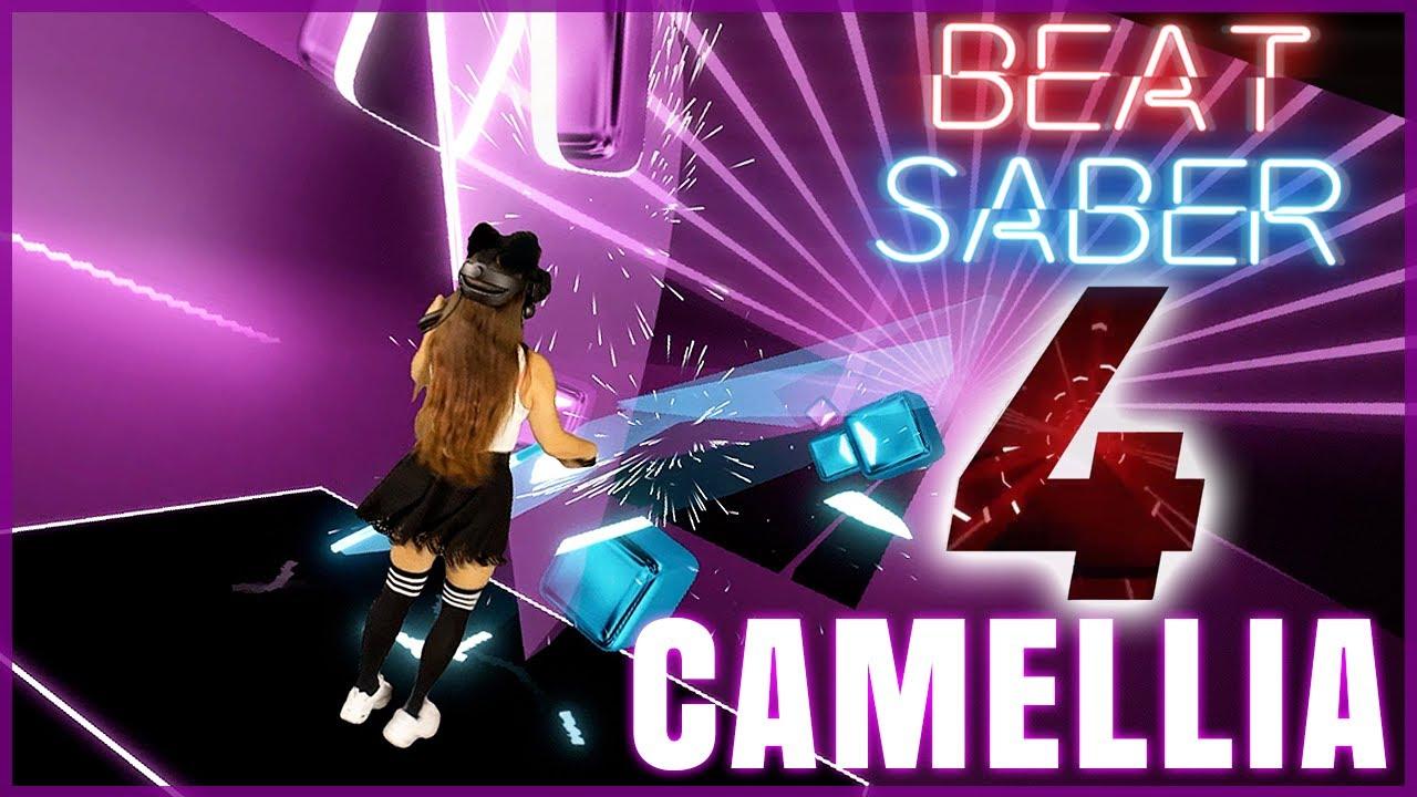 Download Beat Saber OST 4 Expert+ Spin Eternally Camellia