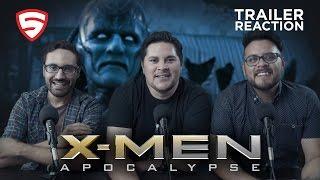 X-Men: Apocalypse | Final Trailer Reaction