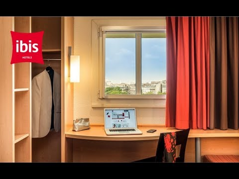 Discover Ibis Paris Montmartre 18th • France • Vibrant Hotels • Ibis