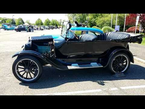 1921 DODGE BROTHERS TOURING CAR CONVERTIBLE