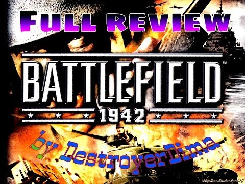 Ты помнишь, как все начиналось? Играем в Battlefield 1942. Эфир №110