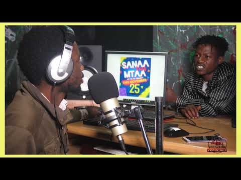 Sanaa Kwa Mtaa   RADIO SESSION ...At 254 CMG Studio