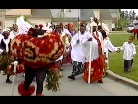 CALABAR EFIK LANGUAGE FESTIVAL  OF NIGERIA  BY CHIEF KOOFFREH TOP USA MUSIC ARTIST