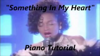 something in my heart by michelle on piano