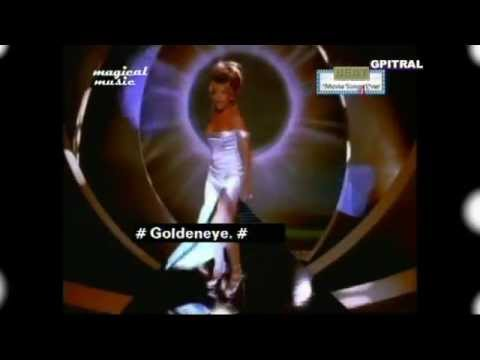 Tina Turner Golden Eye lyrics