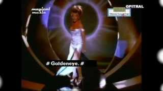 Tina Turner Golden Eye lyrics