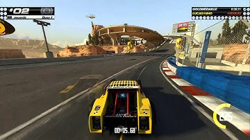 Trackmania Turbo PS4 - Demo Gameplay