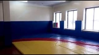 Фрагмент  видео урока тренера преподавателя по вольной борьбе Пронина В Б .