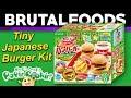 Tiny Japanese Burger Kit! - Popin