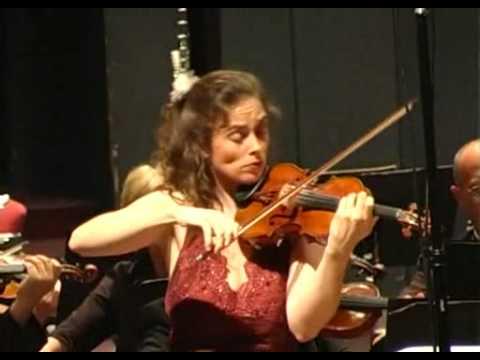 Tchaikovsky Violin Concerto-Frederieke Saeijs-4/5