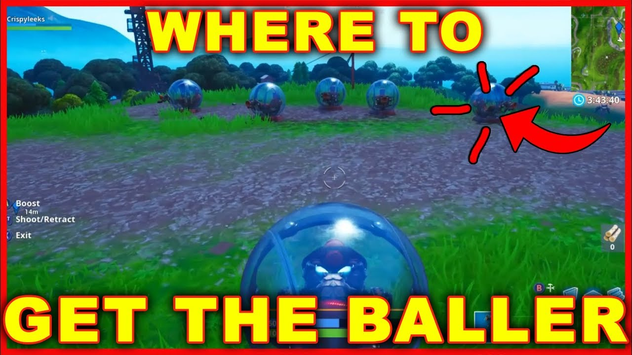 Fortnite Season 8 New Vehicle Locations The Baller Youtube