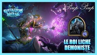 (FR) Hearthstone : La Couronne de Glace #11 : Le Roi Liche - Démoniste