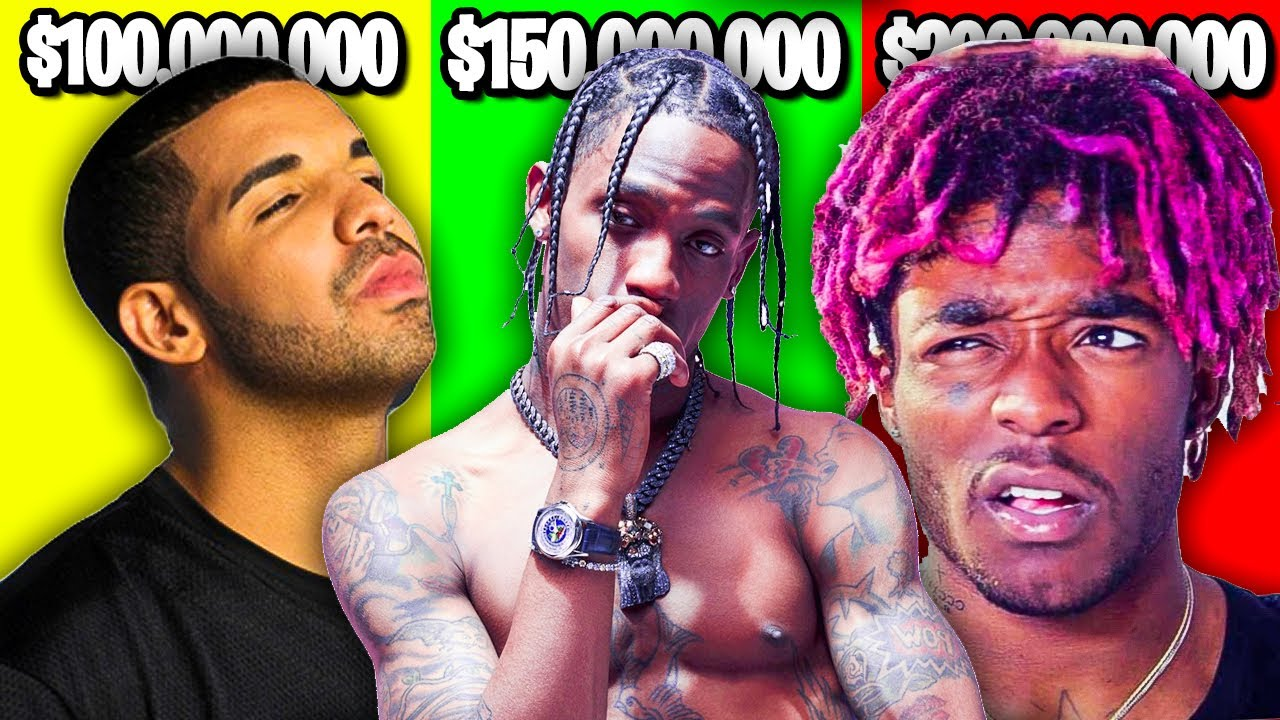 12 Iconic Rappers That Are Still Rich in 2021