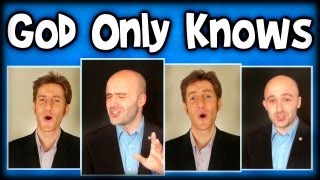 God Only Knows (Beach Boys) - Bioshock Barbershop Quartet