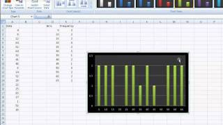 How to Make Histogram on Excel 2007