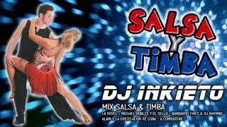 MIX TIMBA Y SALSA [DJ INKIETO 2013] CUBA-PERU