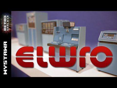 Mózgi elektronowe. Elwro i jego plastycy - Wystawa we Wrocławiu