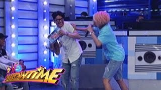 It's Showtime: Vice chases Vhong