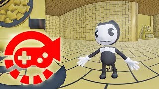 Download 360° Video - Bendy Build Our Machine Mp3 and Videos