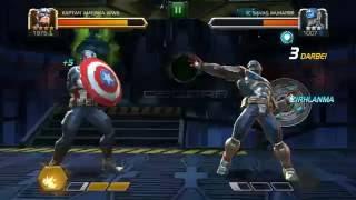 Marvel Şampiyonlar Turnuvası 3* Arena Sonsuz Seri Nasıl Yapılır ?