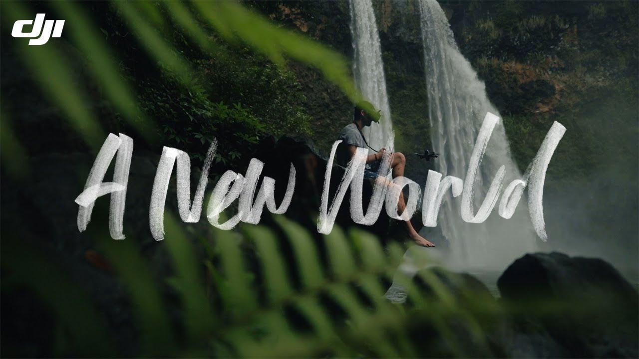Download DJI FPV - A New World