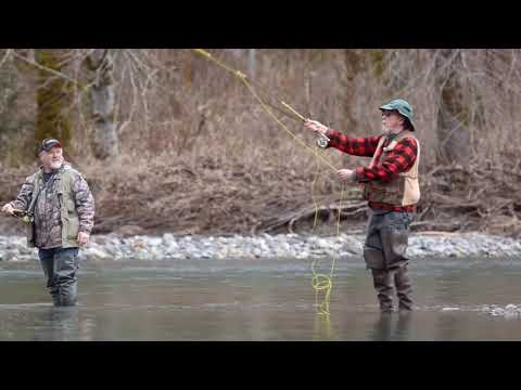 Fishing The Stillaguamish River