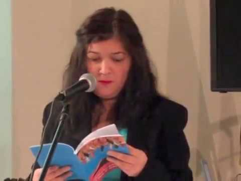 "Ela Iakab -lansarea volumului ""Cartea lui Athanasios""-Lugoj-3 11  2017-video1 Adriana Weimer - YouTube"