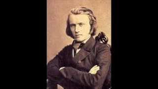 Janos Starker plays Brahms Cello and Piano sonata no 1 in E minor op 38