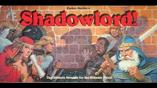 Ep 20: ShadowLord! Board Game Review (Parker Brothers 1983)